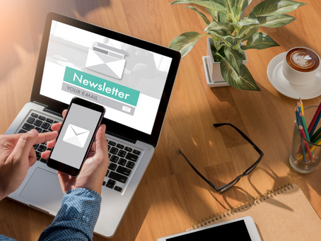 Marketing 101: Why Start an Email Newsletter?