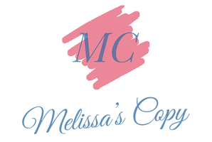 Melissa's Copy logo