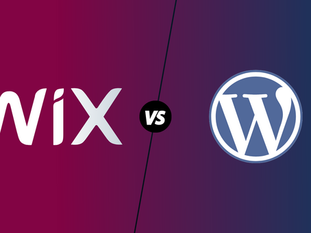 Wix vs. Wordpress: Which Platform Should I Choose?