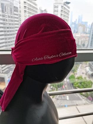 Velvet Pink Durag