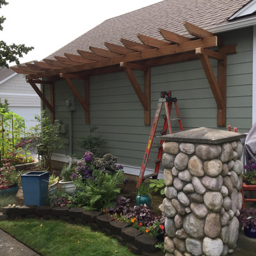 Ferndale, Washington, Bellingham, general contractor, licensed and experienced, Alan, remodeling, siding, House residential, commercial