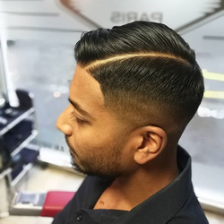 Coupe homme stylée