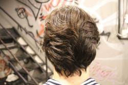 Coupe cheveux homme mi-longue