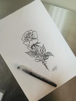 Tattoo Flash Carso7