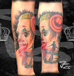 Tatouage Joker