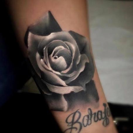 Le style floral dans le tatouage