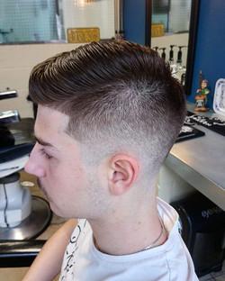 Coupe cheveux homme dégradé