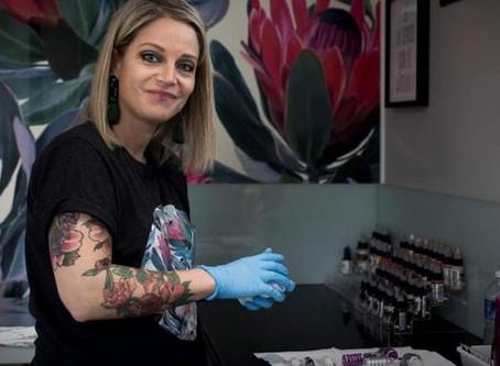 Tatouage et cancer du sein