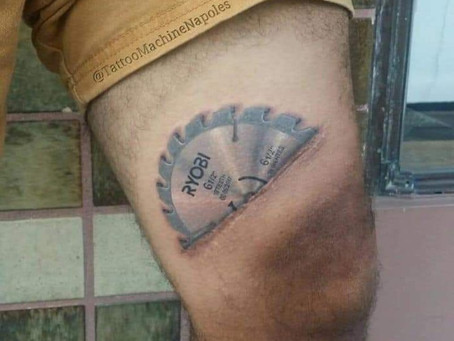 Quand le tatouage répare...