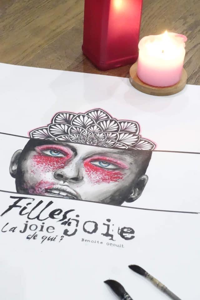 Tattoo Flash Les Filles de Joie