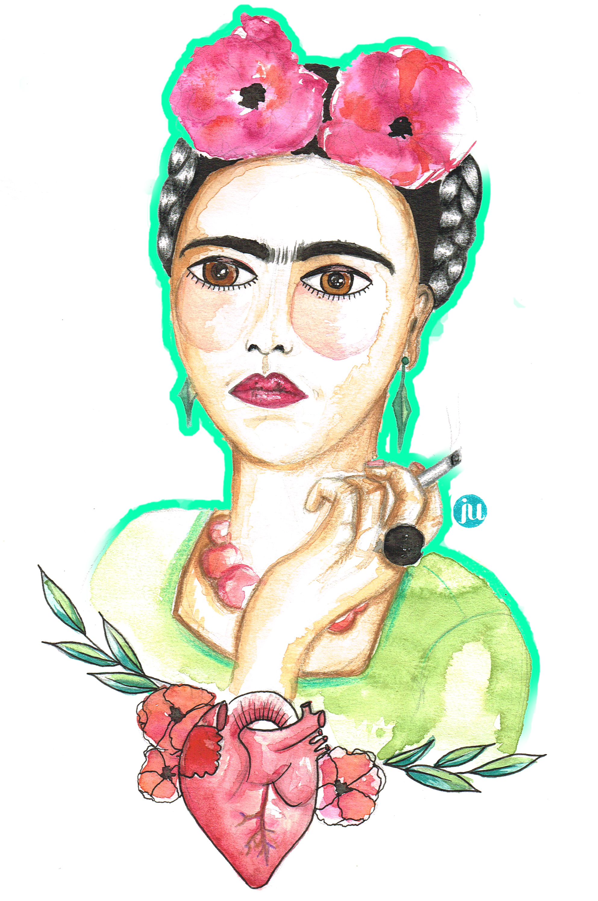 Tatouage Frida Callo