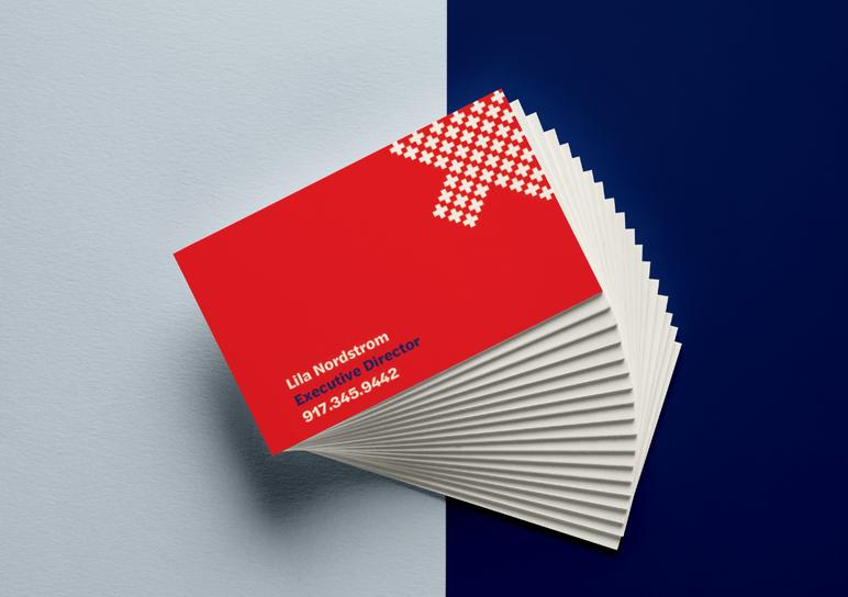 Stuy Health Business Card