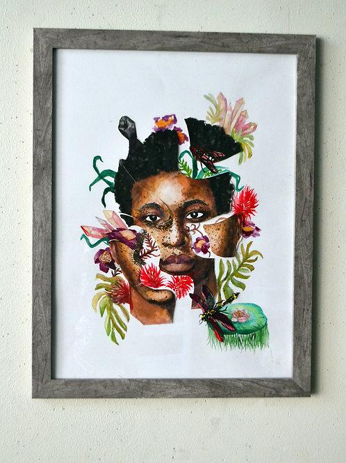 Disfigured Watercolor 2