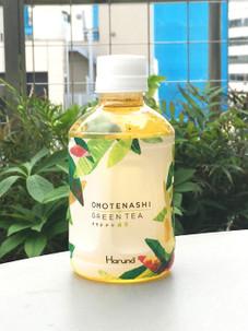 Haruna_OMOTENASHI GREEN TEA