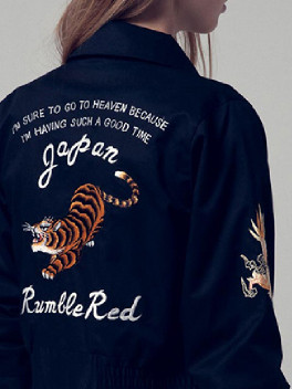 RUNBLE RED_2016 Spring / Summer collection