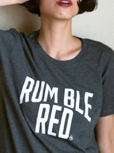 RUNBLE RED_2014 Autumn / Winter collection