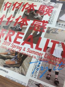 RENFRO JAPAN_2019 Spring/Summer Collection DM