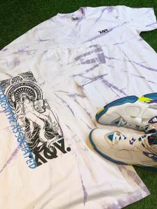 AQA ORIGINAL_1st ANNIVERSARY T-shirt/MODESTY INDUSTRY×AQA