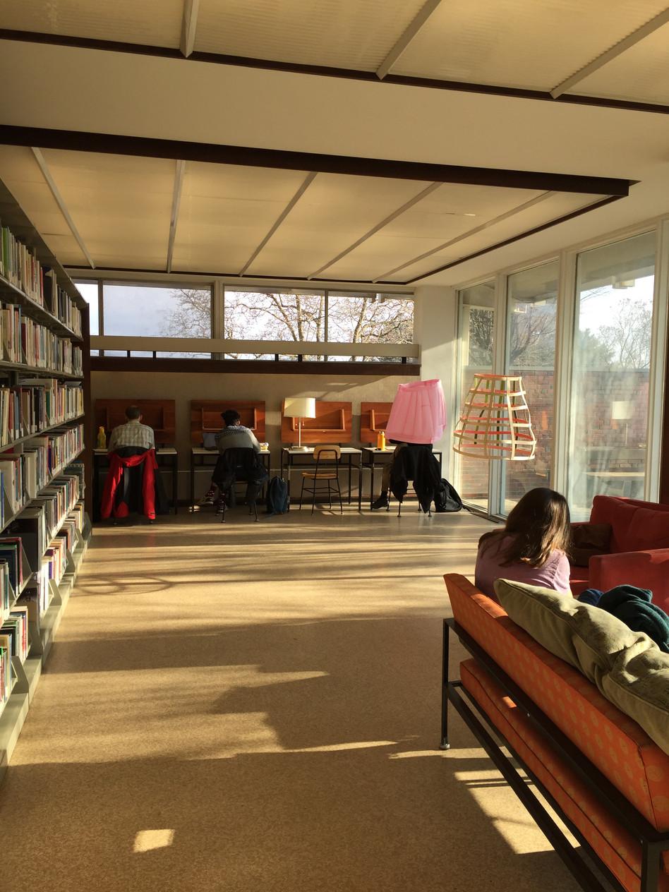 Crossett Library Installation