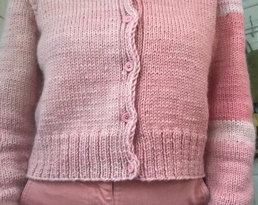 Second Sweater (Front)