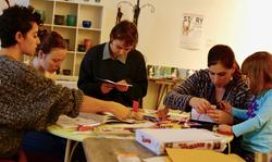 Bookmaking skillshare