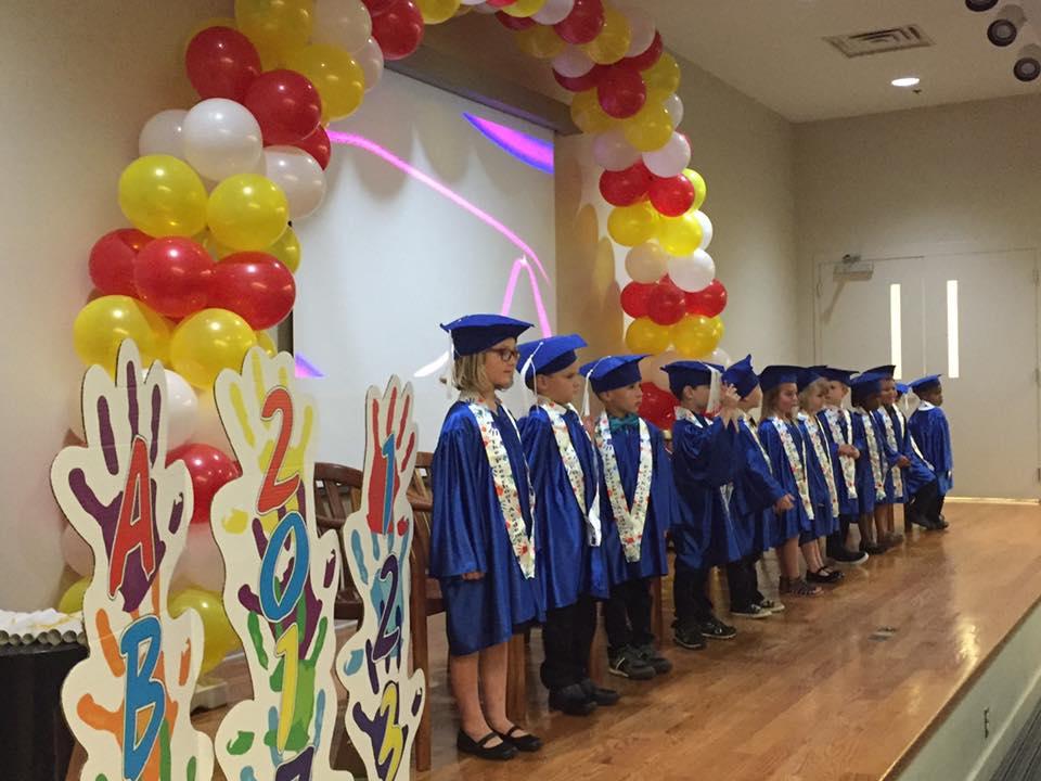 Private Pre-K Graduation