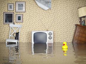 Действия при затоплении квартиры