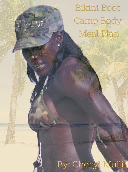 Bikini Boot Camp Diet Plan