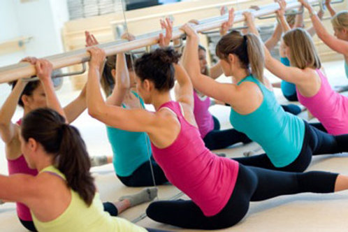 Ballet Barre and Stretch