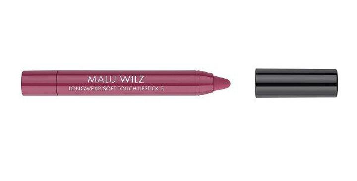 Longwear Soft Touch Lipstick Fusia