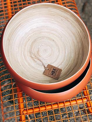 Schaal bamboo