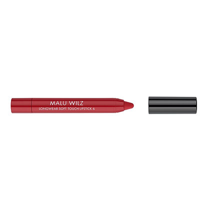 Longwear Soft Touch Lipstick Red