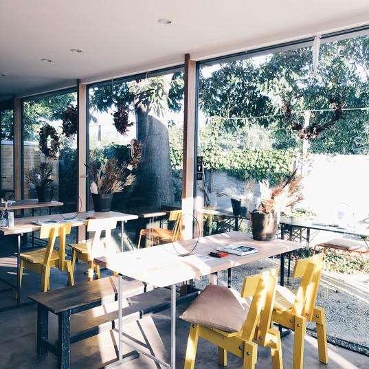 Greenhouse styling bar
