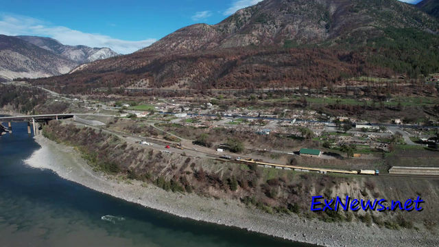 Lytton Wildfire Not Caused by Passing Train, Investigation Concludes