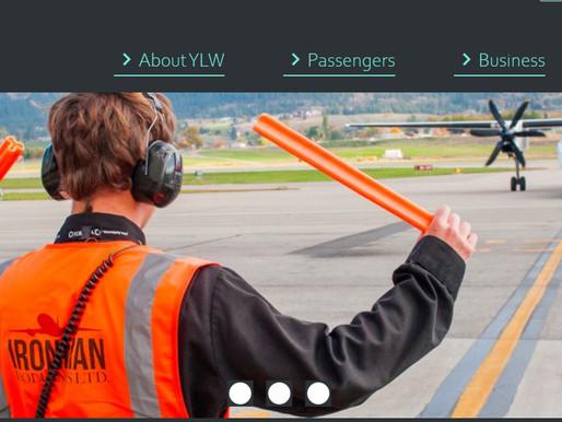 International Travel Plans at Risk for Kelowna Flights.