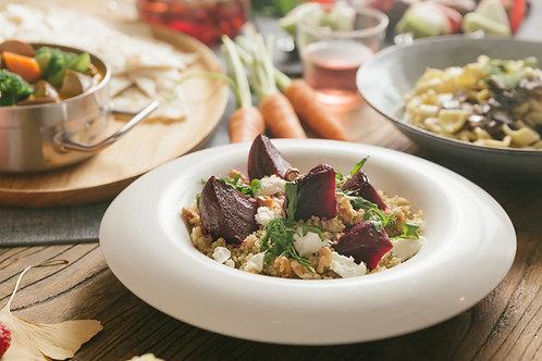 紅菜頭藜麥火箭菜沙律