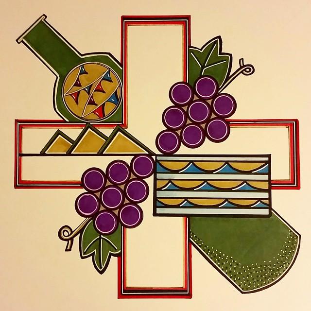 #grapes #art #artist #artwork #design #draw #swiss #drawing #ink #illustration #pen #penandink #sket