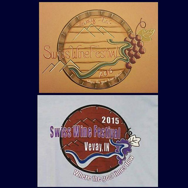 Original design and final design