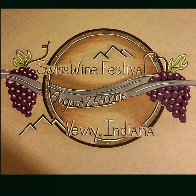 #grapes #art #artist #grapes #artwork #design #draw #swiss #drawing #ink #illustration #pen #penandi