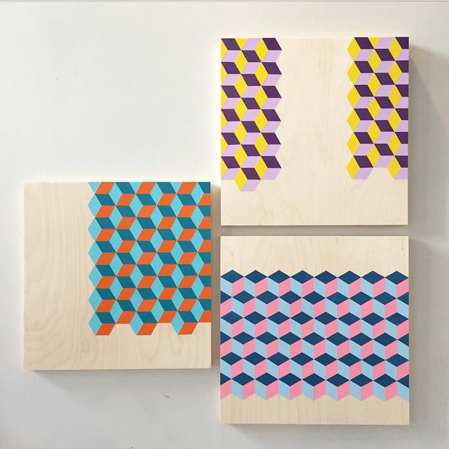 geometric trio.