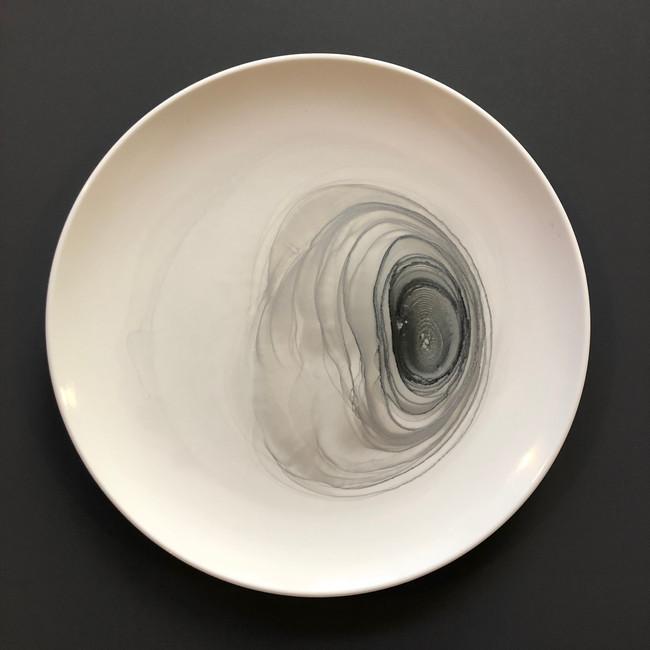 grey silver i