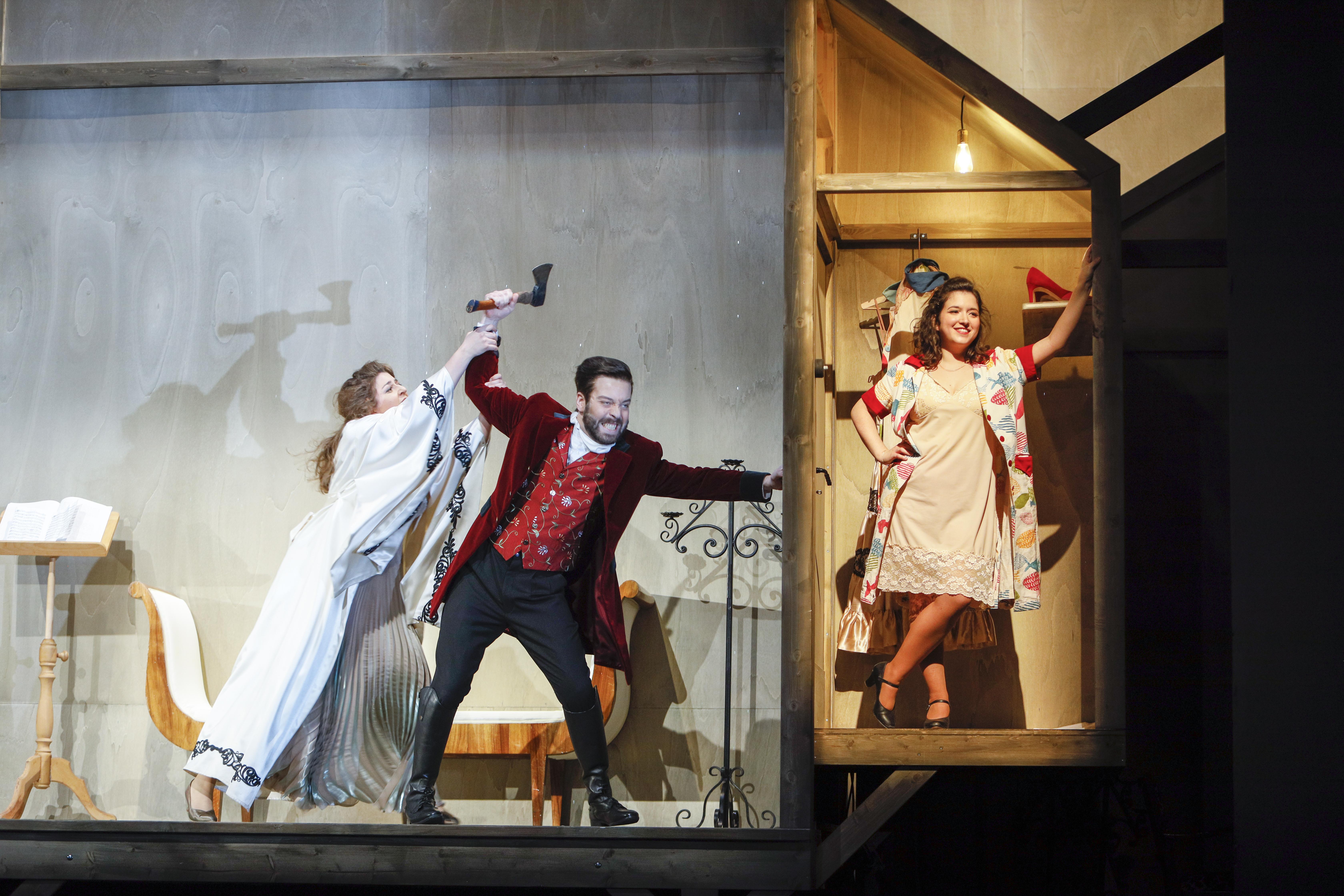 Le Nozze di Figaro Theater Trier