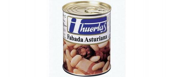 FABADA ASTURIANA - LATA DE 1/2 KG.