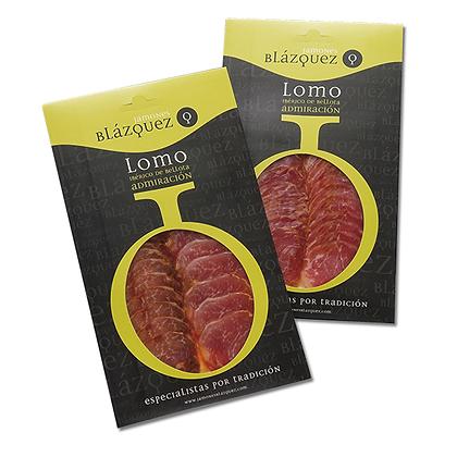 LONCHEADO LOMO IBÉRICO DE BELLOTA ADMIRACIÓN - 100 GRS