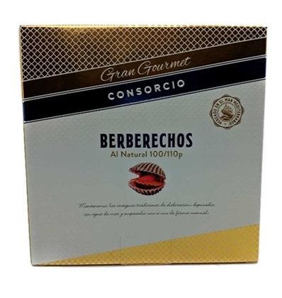 BERBERECHOS AL NATURAL GRAN GOURMET 100/110 PIEZAS - RO 280
