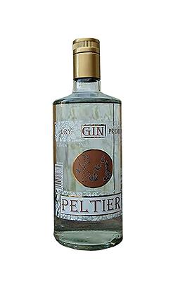 DRY GIN PREMIUM PELTIER 70 CL.