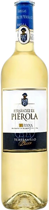FERNÁNDEZ DE PIÉROLA BLANCO TEMPRANILLO