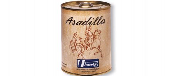 ASADILLO GOURMET - LATA DE 1/2 KG.