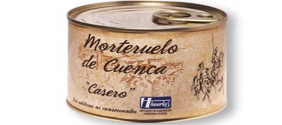 MORTERUELO DE CUENCA - LATA DE 1/2 KG. y 200 GRS.