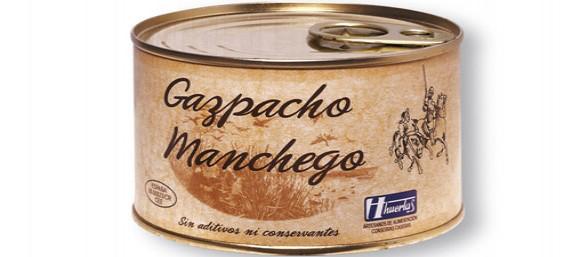 GAZPACHO MANCHEGO - LATA DE 1/2 KG.